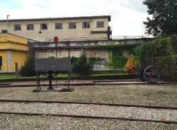 Castiglione Olona pesa carri bascula ferrovia valmorea