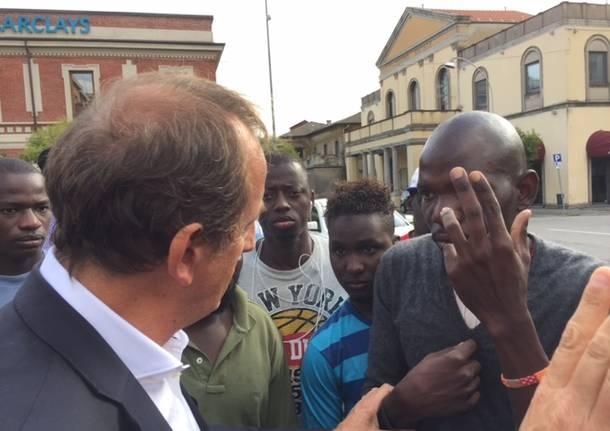 centro accoglienza busto arsizio richiedenti asilo profughi