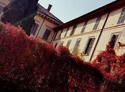 Colori autunnali a Villa Castiglioni a Induno Olona