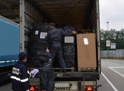 Contrabbando di bevande alcoliche: 887 bottiglie sequestrate in dogana