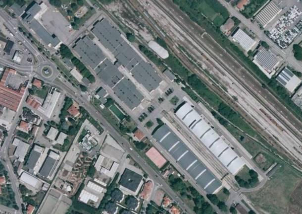 deposito aeronautica gallarate casermone