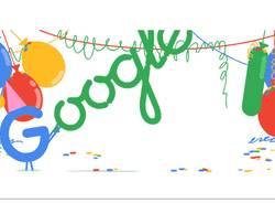 Doodle dei 18 anni di google