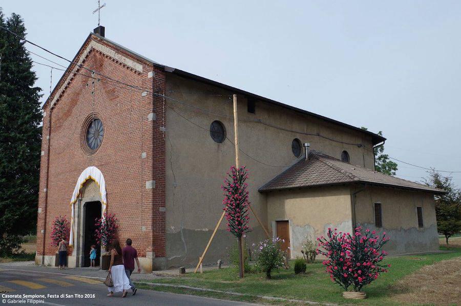 festa decennale San Tito