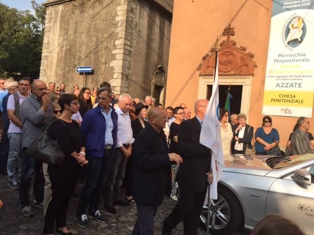 Funerale Gianni Capretti