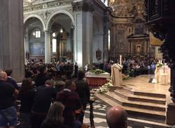 Funerali di Giada Molinaro