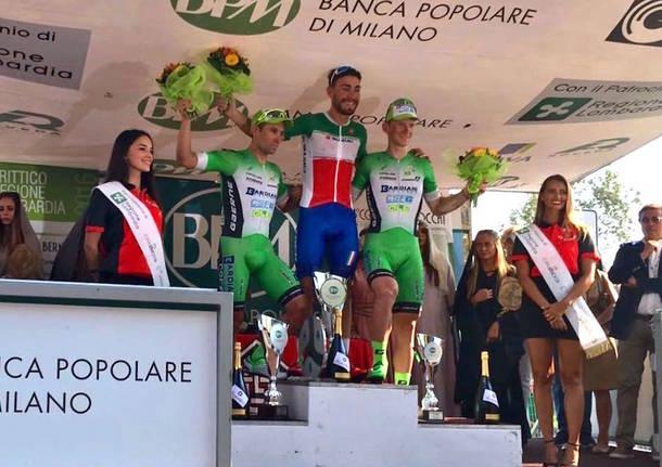 Giacomo Nizzolo Coppa Bernocchi 2016