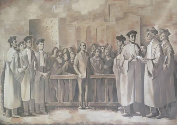 giustizia processo tribunale Busto Arsizio