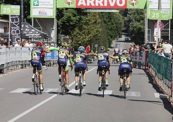 Tre Valli Varesine: vince Geniez su Pinot, Nibali 3°