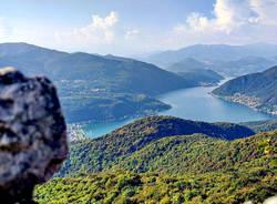 Il Ceresio dal Monte Orsa - foto di Daniele Tamborini