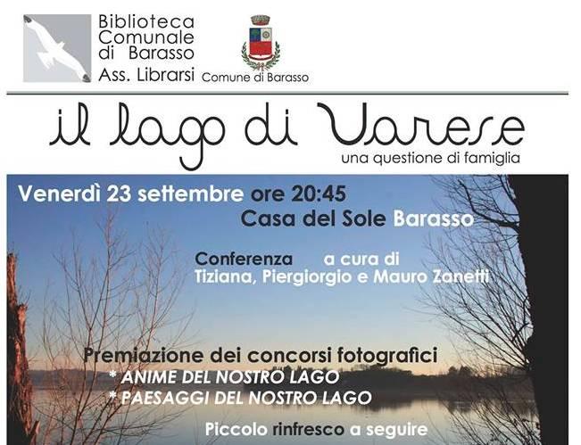 Il Lago di Varese, una questione di famiglia