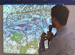 Il progetto stazioni presentato in Fiera a Varese