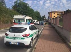 Incidente a Cavaria 26 settembre 2016