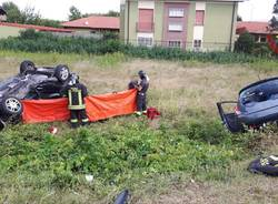 Incidente lonate pozzolo