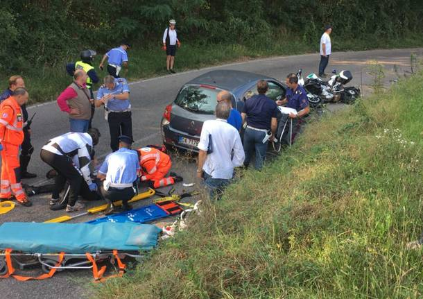 Incidente alla Tre Valli