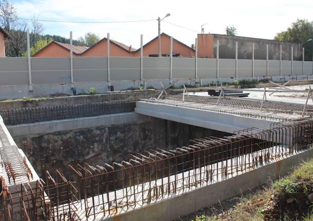 Induno Olona - Cantiere Arcisate - Stabio - Settembre 2016