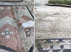 Induno Olona - Mosaico Villa Bianchi