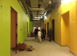 L'assessore al Welfare Gallera in visita agli ospedali di Cuasso e Luino