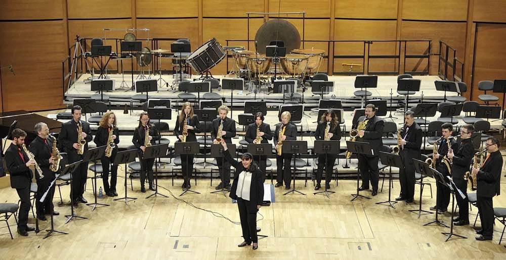 L'Ensemble de Saxophones di Varese
