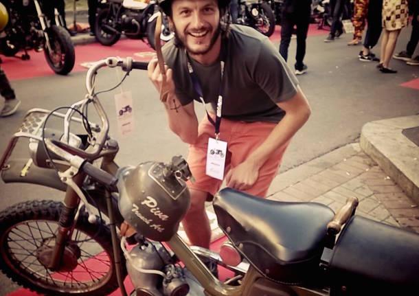 La moto ispirata a Sturmtruppen
