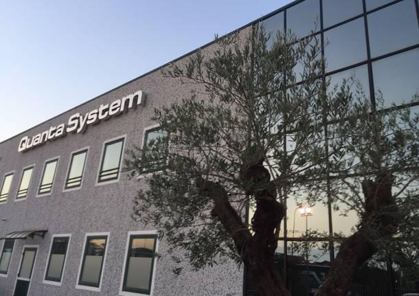 La nuova sede della Quanta System