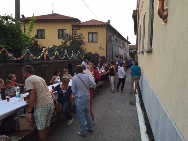 La risottata di Morosolo, tutti in piazza