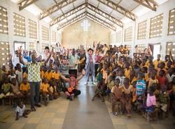 La Zattera in Ghana con i teatri del Mondo