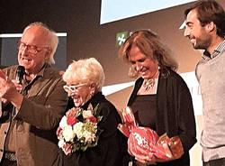 Lina Wertmuller riceve il premio Chiara alla carriera