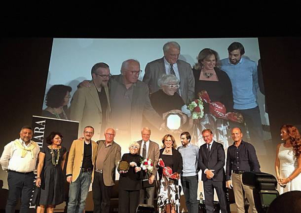 Premio Chiara a Lina Wertmuller