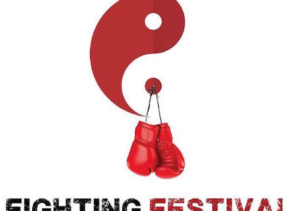 logo varese fighting festival arti marziali 2016