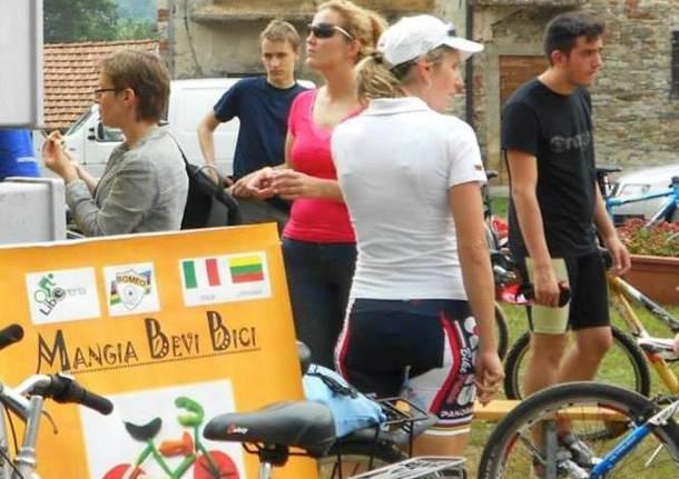 Mangia bevi e bici 2016