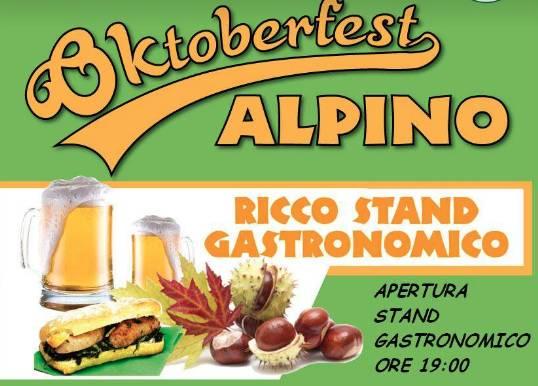 oktoberfest alpino