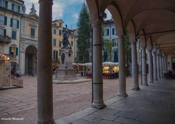 Piazza del Podestà - foto di Antonella Martinelli