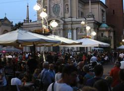 piazza san giovanni busto arsizio centro amatriciana