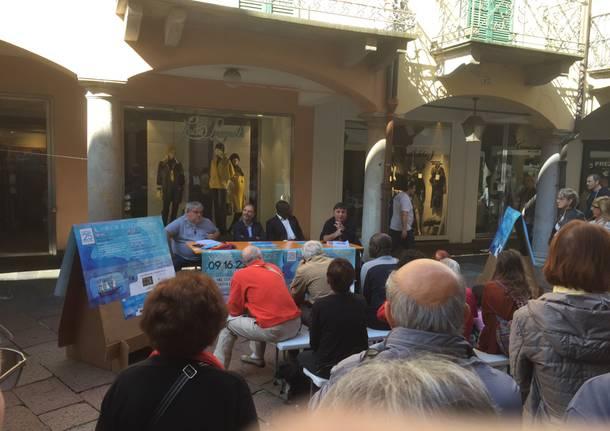 Le piazze del Mondo a Varese, edizione 2016