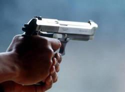 pistola rapina
