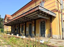 Porto Ceresio - Inizio dei lavori per la riapertura della ferrovia