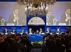 Renzi al forum di Cernobbio