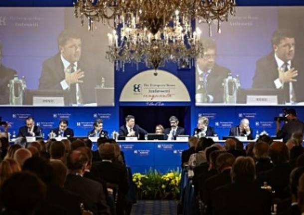 Banche: Renzi, problemi Italia sottovalutati dalla classe dirigente (RCOP)