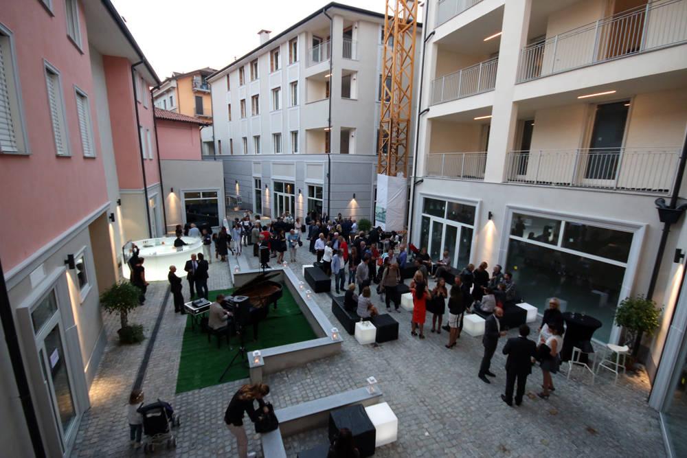 Residenza del conte Busto Arsizio via Solferino