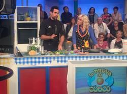 Roberto Valbuzzi debutta alla Prova del Cuoco