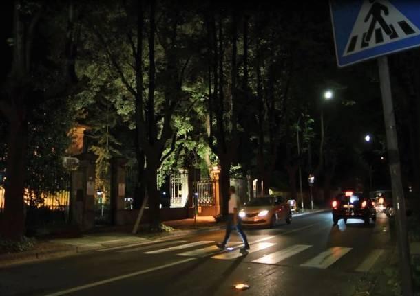 smart street sistema salva pedone