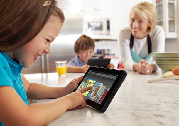 tecnologia bambini