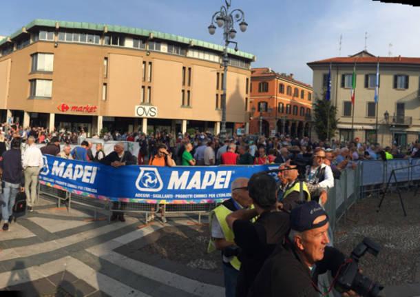 Tre Valli Varesine 2016: vince Colbrelli, la cronaca