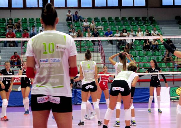 UYBA vs Bergamo 2-3