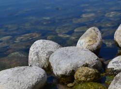 Il Ticino in secca