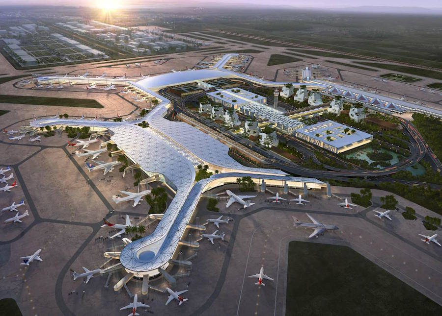 aeroporto Haikou Cina