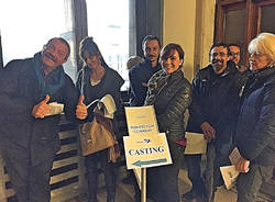 Ai casting in camera di Commercio