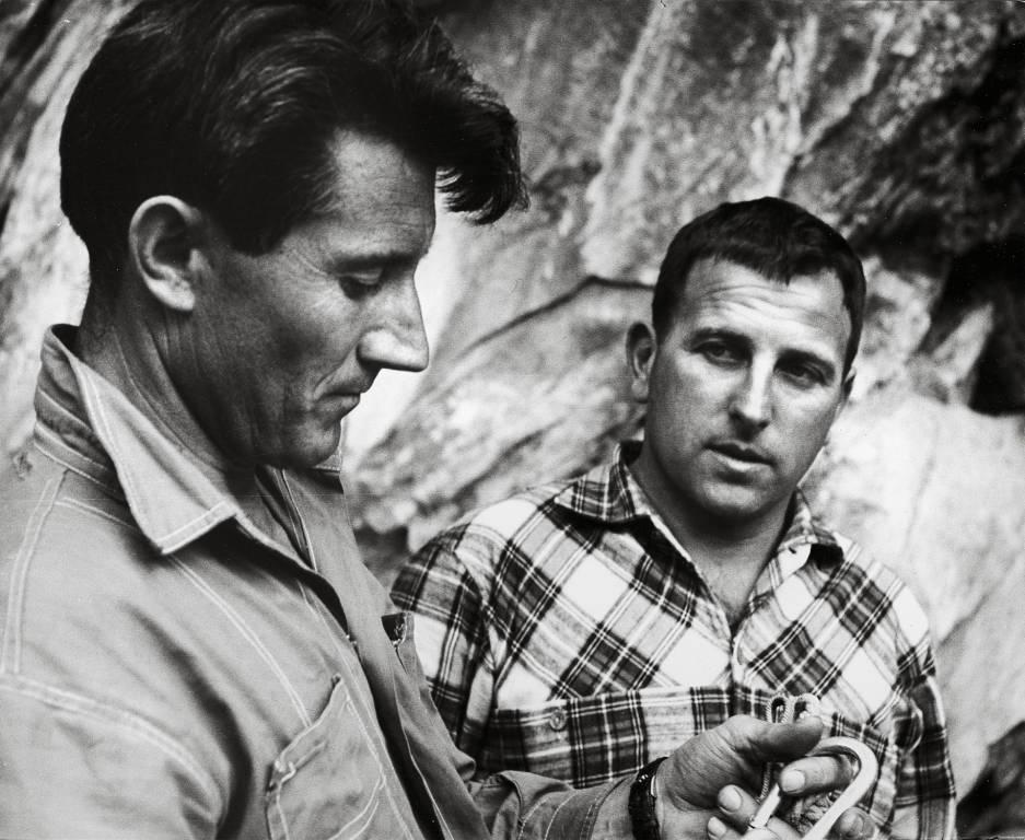 alpinismo storia, le foto di walter bonatti