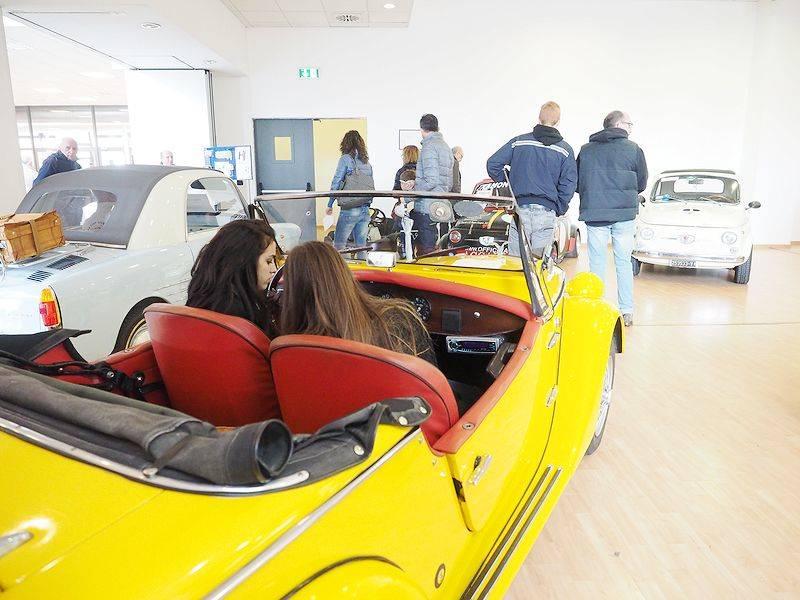 Auto e moto d'epoca in mostra