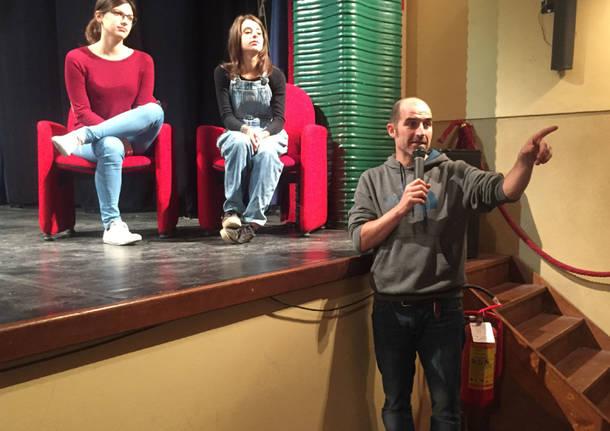 Bisuschio - Presentazione della campagna contro le ludopatie
